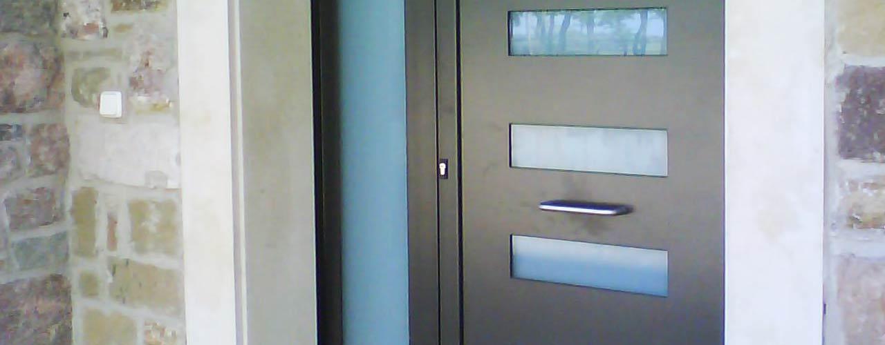 Portes dAlumini i PVC - Vidres Pallarola: El rei de la
